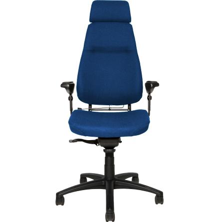 Sverigestolen 814 XL Kompl.blå
